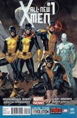 All-New X-Men (2013-2015) #1 Variant N: 2nd Printing