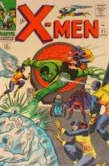 Uncanny X-Men (1963-2011) #21 Variant B: UK Edition