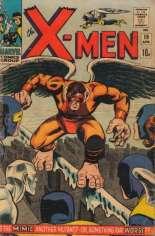 Uncanny X-Men (1963-2011) #19 Variant B: UK Edition