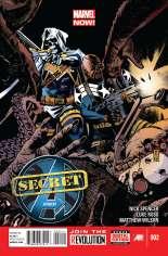 Secret Avengers (2013-2014) #2 Variant A