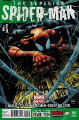 Superior Spider-Man (2013-2014) #1 Variant O: 3rd Printing