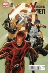Uncanny X-Men (2013-2016) #3 Variant B: 1:50 Variant