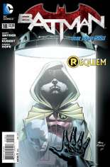 Batman (2011-2016) #18 Variant C: Incentive Cover