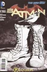 Batman (2011-2016) #18 Variant D: Sketch Cover
