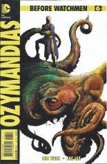 Before Watchmen: Ozymandias #6 Variant A