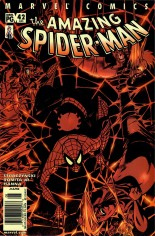 Amazing Spider-Man (1999-2014) #42 Variant A: Newsstand Edition; Alternately Numbered #483