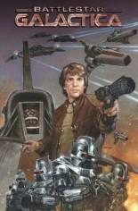 Classic Battlestar Galactica #TP Variant A
