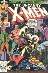 Uncanny X-Men (1963-2011) #132 Variant B: Direct Edition