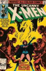 Uncanny X-Men (1963-2011) #134 Variant C: UK Edition