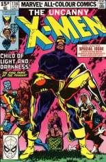 Uncanny X-Men (1963-2011) #136 Variant C: UK Edition
