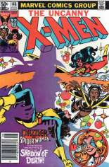 Uncanny X-Men (1963-2011) #148 Variant A: Newsstand Edition