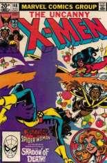 Uncanny X-Men (1963-2011) #148 Variant C: UK Edition