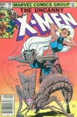 Uncanny X-Men (1963-2011) #165 Variant A: Newsstand Edition