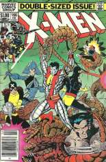 Uncanny X-Men (1963-2011) #166 Variant A: Newsstand Edition