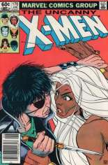 Uncanny X-Men (1963-2011) #170 Variant A: Newsstand Edition