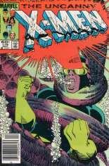 Uncanny X-Men (1963-2011) #176 Variant A: Newsstand Edition