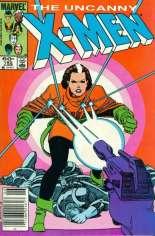 Uncanny X-Men (1963-2011) #182 Variant A: Newsstand Edition