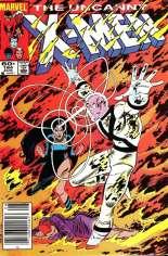 Uncanny X-Men (1963-2011) #184 Variant A: Newsstand Edition