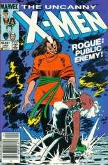 Uncanny X-Men (1963-2011) #185 Variant A: Newsstand Edition