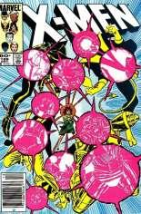 Uncanny X-Men (1963-2011) #188 Variant A: Newsstand Edition