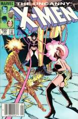 Uncanny X-Men (1963-2011) #189 Variant A: Newsstand Edition