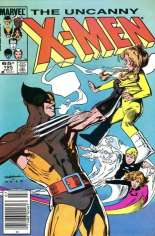 Uncanny X-Men (1963-2011) #195 Variant A: Newsstand Edition