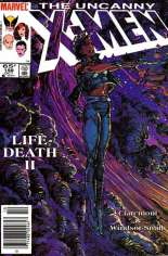 Uncanny X-Men (1963-2011) #198 Variant A: Newsstand Edition