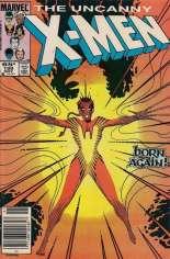 Uncanny X-Men (1963-2011) #199 Variant A: Newsstand Edition
