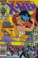 Uncanny X-Men (1963-2011) #204 Variant A: Newsstand Edition