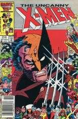 Uncanny X-Men (1963-2011) #211 Variant A: Newsstand Edition