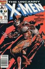 Uncanny X-Men (1963-2011) #212 Variant A: Newsstand Edition