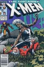 Uncanny X-Men (1963-2011) #216 Variant A: Newsstand Edition