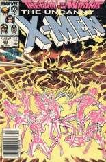 Uncanny X-Men (1963-2011) #226 Variant A: Newsstand Edition