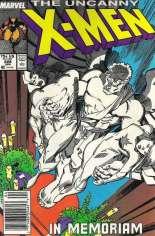 Uncanny X-Men (1963-2011) #228 Variant A: Newsstand Edition