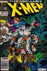 Uncanny X-Men (1963-2011) #235 Variant A: Newsstand Edition