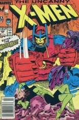 Uncanny X-Men (1963-2011) #246 Variant A: Newsstand Edition