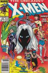 Uncanny X-Men (1963-2011) #253 Variant A: Newsstand Edition