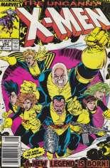 Uncanny X-Men (1963-2011) #254 Variant A: Newsstand Edition