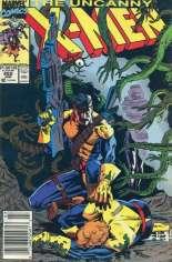Uncanny X-Men (1963-2011) #262 Variant A: Newsstand Edition