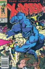 Uncanny X-Men (1963-2011) #264 Variant A: Newsstand Edition