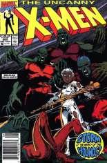 Uncanny X-Men (1963-2011) #265 Variant A: Newsstand Edition