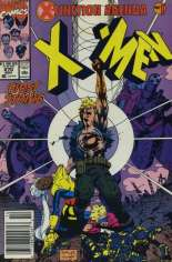 Uncanny X-Men (1963-2011) #270 Variant A: Newsstand Edition