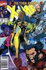 Uncanny X-Men (1963-2011) #272 Variant A: Newsstand Edition