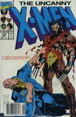 Uncanny X-Men (1963-2011) #276 Variant A: Newsstand Edition