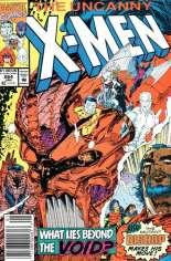 Uncanny X-Men (1963-2011) #284 Variant A: Newsstand Edition