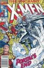 Uncanny X-Men (1963-2011) #285 Variant A: Newsstand Edition