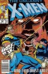 Uncanny X-Men (1963-2011) #287 Variant A: Newsstand Edition