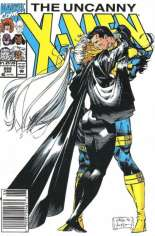 Uncanny X-Men (1963-2011) #289 Variant A: Newsstand Edition