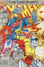 Uncanny X-Men (1963-2011) #292 Variant A: Newsstand Edition