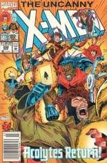 Uncanny X-Men (1963-2011) #298 Variant A: Newsstand Edition